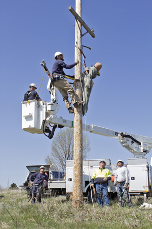 Safety Training Saves Lives Capital Electric Cooperative